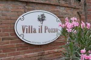 Contemporary Wine Villa Il pozzo
