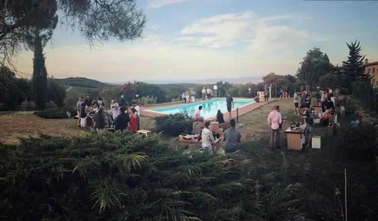 Gambassi Terme Panoramic Wine Tasting