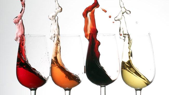 WINE TASTING CONTEMPORARY WINE