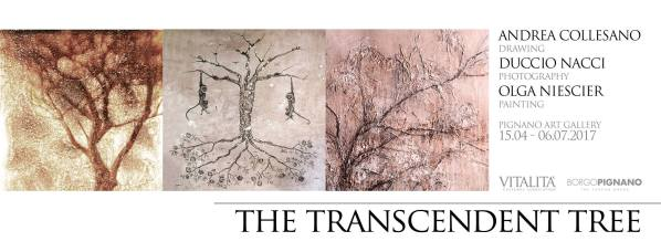 The Trascendent Tree - Art Exhibition
