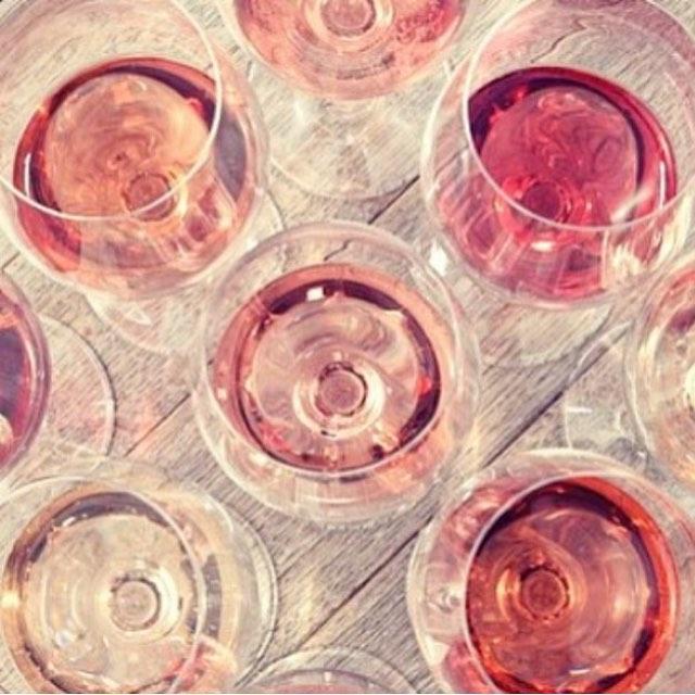rosè contemporary wine
