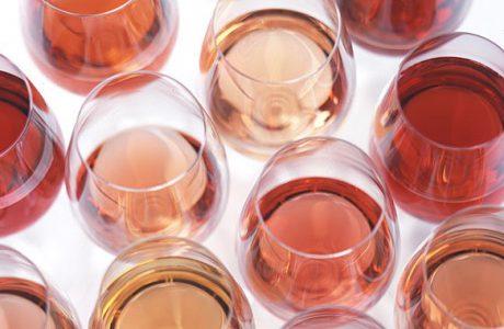 rosè la poggiolaia contemporary wine